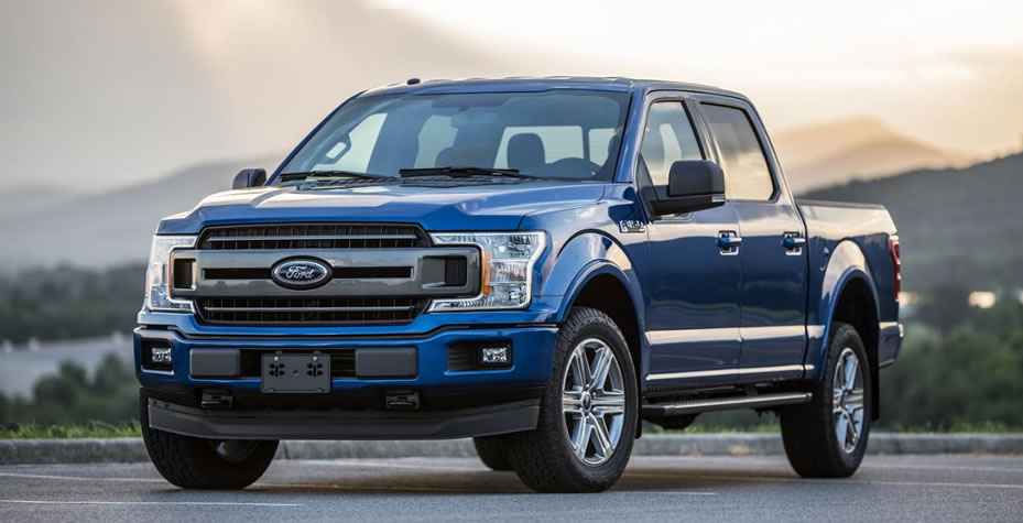 Vehicle Service Contract available for Ford F150.