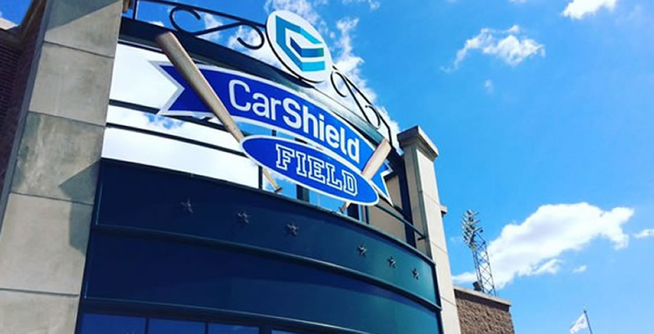 carshield naming rights rascals partner fastest named companies growing inc field