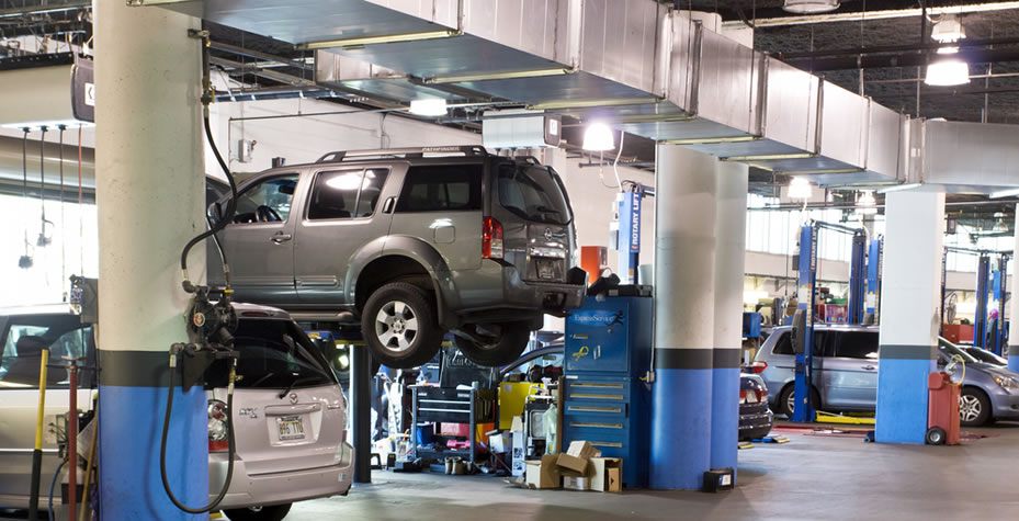 vehicle repair myths
