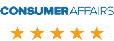 ConsumerAffairs ratings & reviews