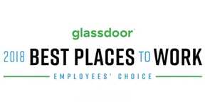 2018 Glassdoor Best Places To Work